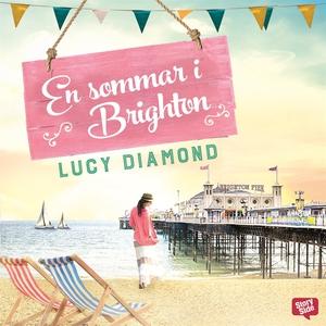 En sommar i Brighton (ljudbok) av Lucy Diamond
