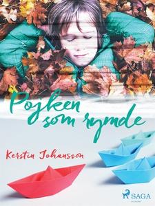 Pojken som rymde (e-bok) av Kerstin Johansson