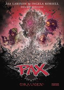 PAX. Draugen (e-bok) av Åsa Larsson, Ingela Kor