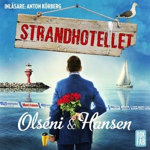 Strandhotellet (ljudbok) av Micke Hansen, Chris