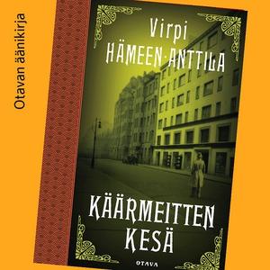 Käärmeitten kesä (ljudbok) av Virpi Hämeen-Antt