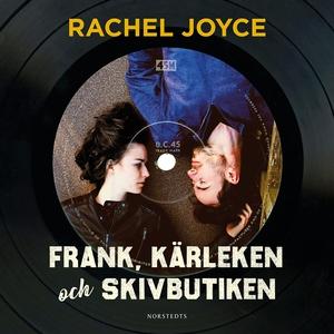 Frank, kärleken och skivbutiken (ljudbok) av Ra