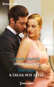 Drömfighten/Kärlek och avtal (e-bok) av Maya Bl