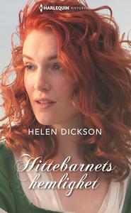 Hittebarnets hemlighet (e-bok) av Helen Dickson