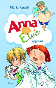 Anna ja Elvis kylpylässä (e-bok) av Maria Kuutt