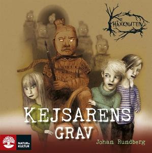 Kejsarens grav (ljudbok) av Johan Rundberg