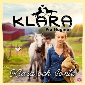 Klara och Jonte (ljudbok) av Pia Hagmar