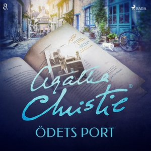 Ödets port (ljudbok) av Agatha Christie