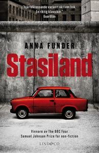 Stasiland (e-bok) av Anna Funder