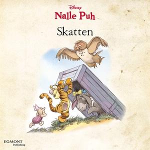 Nalle Puh - Skatten (e-bok) av K. Emily Hutta