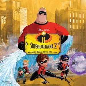 Superhjältarna 2 (ljudbok) av Disney