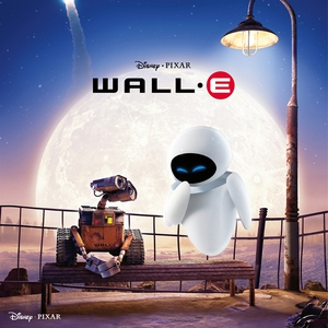 Wall•E (ljudbok) av Irene Trimble