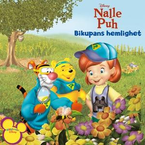 Nalle Puh - Bikupans hemlighet (ljudbok) av The