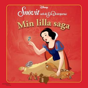 Snövit och de sju dvärgarna (ljudbok) av Disney