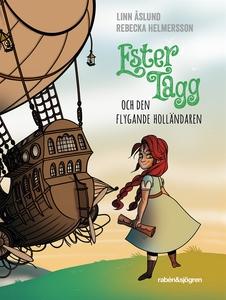 Ester Tagg och Den flygande holländaren (e-bok)