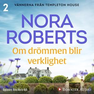Om drömmen blir verklighet (ljudbok) av Nora Ro