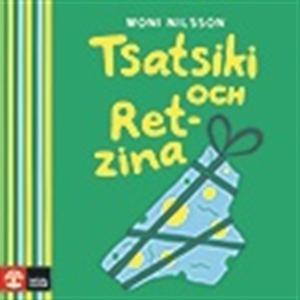 Tsatsiki och Retzina (ljudbok) av Moni Nilsson
