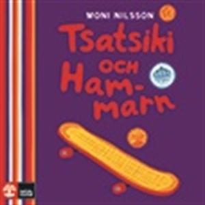 Tsatsiki och Hammarn (ljudbok) av Moni Nilsson