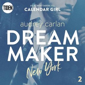 Dream Maker - Del 2: New York (ljudbok) av Audr