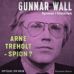 Arne Treholt - spion? (ljudbok) av Gunnar Wall