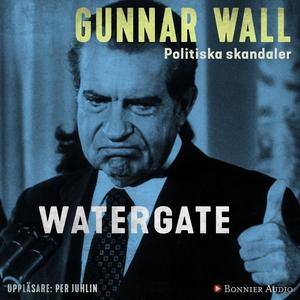 Watergate (ljudbok) av Gunnar Wall