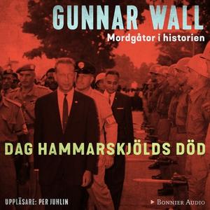 Dag Hammarskjölds död (ljudbok) av Gunnar Wall