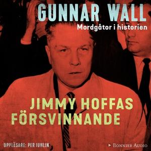 Jimmy Hoffas försvinnande (ljudbok) av Gunnar W