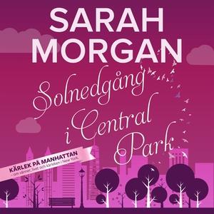 Solnedgång i Central Park (ljudbok) av Sarah Mo