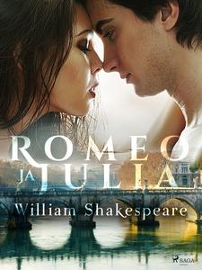 Romeo ja Julia (e-bok) av William Shakespeare