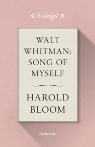 Walt Whitman: Song of Myself (e-bok) av Harold