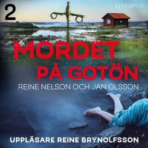 Mordet på Gotön - Del 2 (ljudbok) av Jan Olsson