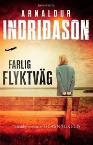 Farlig flyktväg (e-bok) av Arnaldur Indridason