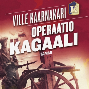 Operaatio Kagaali (ljudbok) av Ville Kaarnakari