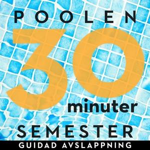 30 minuter semester- POOLEN (ljudbok) av Ola Ri