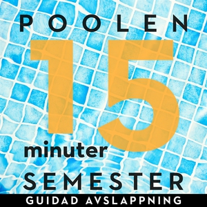 15 minuter semester - POOLEN (ljudbok) av Ola R