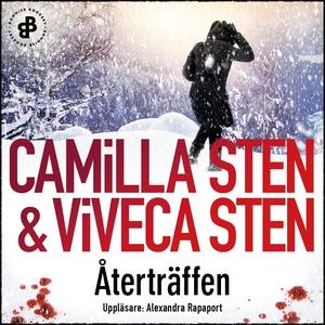Återträffen (ljudbok) av Viveca Sten, Camilla S