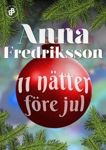 11 nätter före jul (e-bok) av Anna Fredriksson