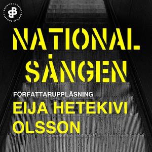 Nationalsången (ljudbok) av Eija Hetekivi Olsso
