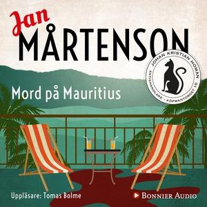 Mord på Mauritius (ljudbok) av Jan Mårtenson