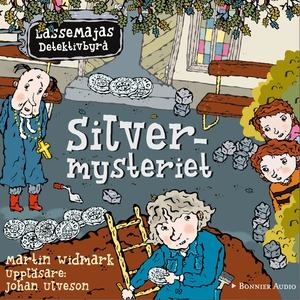 Silvermysteriet (ljudbok) av Martin Widmark