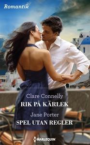 Rik på kärlek/Spel utan regler (e-bok) av Jane