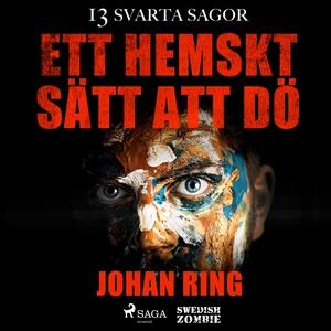 Ett hemskt sätt att dö (ljudbok) av Johan Ring