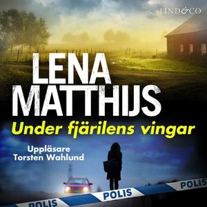 Under fjärilens vingar (ljudbok) av Lena Matthi