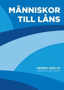 Människor till låns (e-bok) av Joakim Hedström,