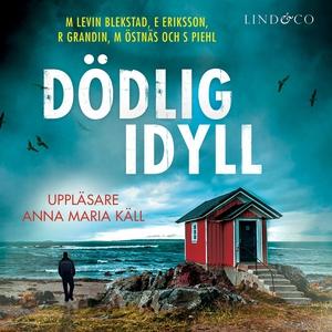 Dödlig idyll (ljudbok) av Erik Eriksson, Margar