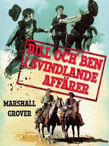 Bill och Ben i svindlande affärer (e-bok) av Ma