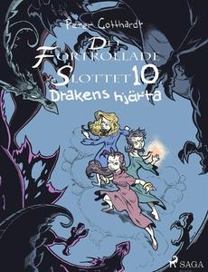 Det förtrollade slottet 10: Drakens hjärta (e-b