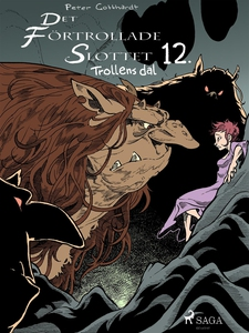Det förtrollade slottet 12: Trollens dal (e-bok