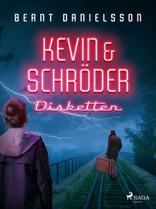 Disketten (e-bok) av Bernt Danielsson