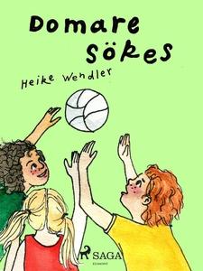 Domare sökes (e-bok) av Heike Wendler
